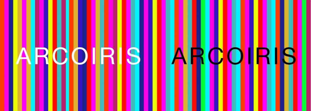 Diseño web con demasiados colores