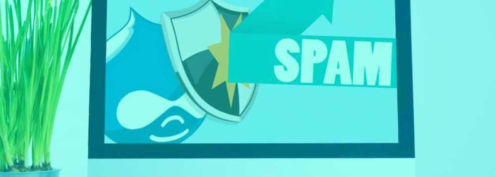 Módulos Drupal para evitar el spam