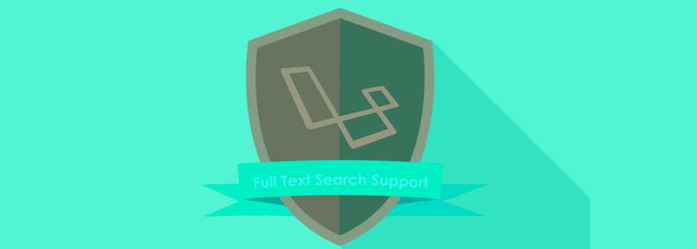 Full text search con Laravel