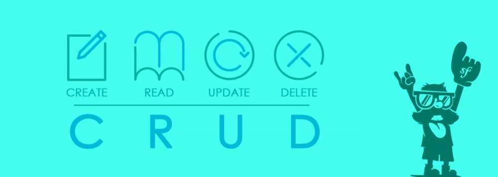 ¿Cómo generar un CRUD de pruebas en Symfony?