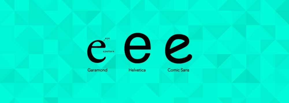 Las tipografías más odiadas