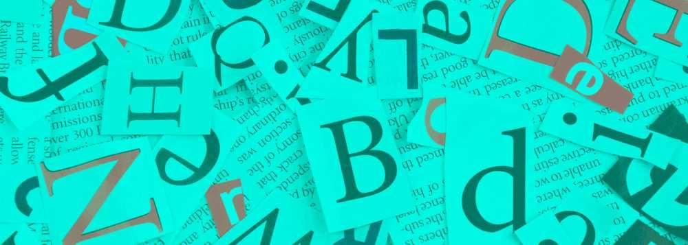 5 tipografías que no debes usar para tu proyecto y sus alternativas