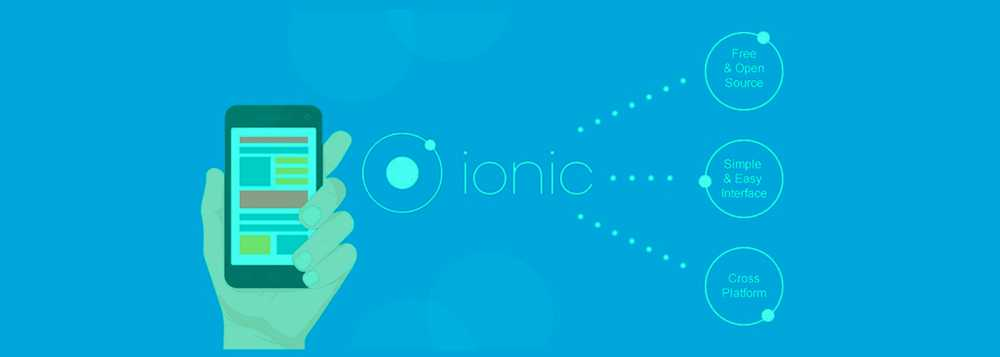 ¿Cómo desarrollar aplicaciones con Ionic?