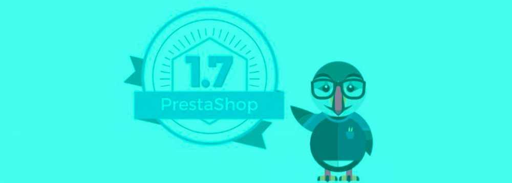 Nueva versión 1.7.1 de PrestaShop