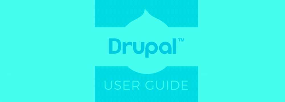 Guía de Usuario Drupal 8
