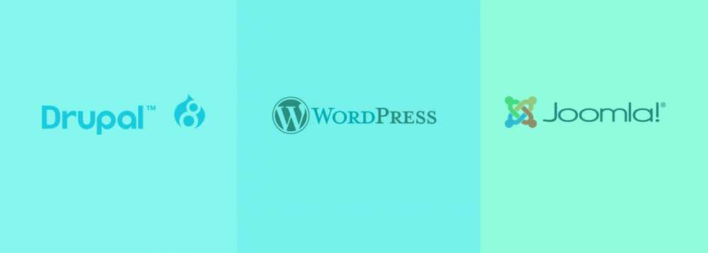 WordPress, Joomla o Drupal: quin CMS és adequat per a la meva pàgina web?