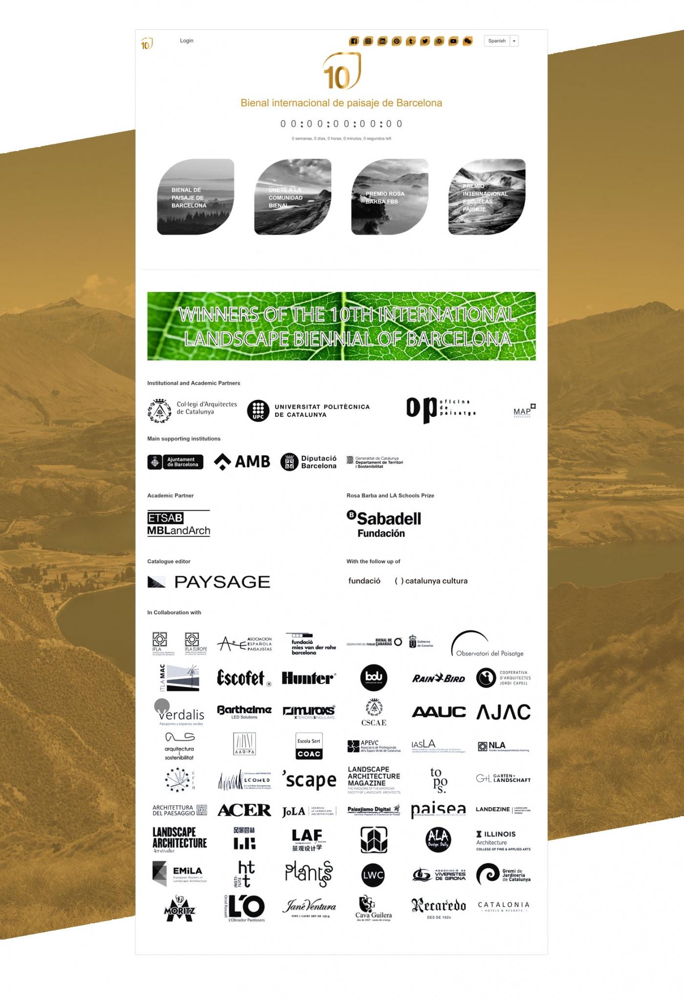 Biennal internacional del paisatge de Barcelona