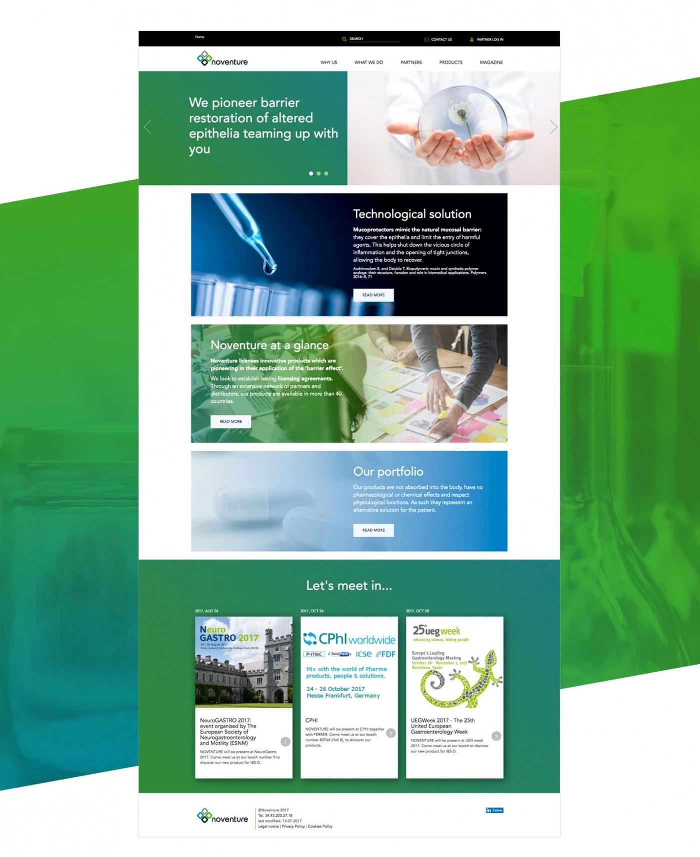Proyecto web Noventure